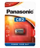 Panasonic CR2 3V lítium fotóelem, 1db/bliszter
