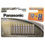 Panasonic LR03EPS-20BW EVERYDAY POWER alkáli tartós elem, AAA (micro), 20db/bliszter