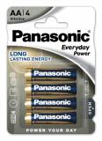 Panasonic LR6EPS-4BP EVERYDAY POWER alkáli elem, AA (ceruza), 4db/bliszter