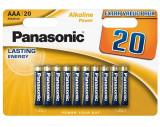 Panasonic LR03APB/20BW ALKALINE POWER alkáli tartós elem, AAA (micro), 20db/bliszter