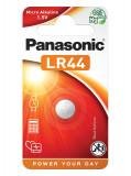 Panasonic LR-44L/1BP alkáli gombelem, 1db/bliszter