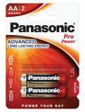 Panasonic LR6PPG-2BP PRO POWER alkáli tartós elem, AA (ceruza), 2db/bliszter
