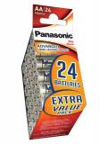 Panasonic LR6PPG-24CD PRO POWER alkáli tartós elem, AA (ceruza), 24db/bliszter