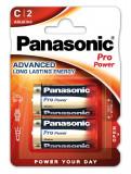 Panasonic LR14PPG-2BP PRO POWER alkáli tartós elem, C (baby), 2db/bliszter