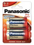 Panasonic LR20PPG-2BP PRO POWER alkáli tartós elem, D (góliát), 2db/bliszter