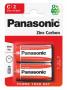 Panasonic R14R-2BP RED ZINC féltartós elem, C (baby), 2db/bliszter