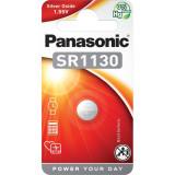 Panasonic SR-1130 1.55V ezüst-oxid óraelem, 1db/bliszter