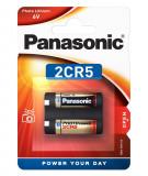 Panasonic 2CR-5L lítium fotóelem, 1db/bliszter