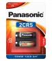 Panasonic 2CR-5L/1BP lítium fotóelem, 1db/bliszter