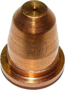 Plazma fúvóka, közepes 0.8mm S25, S25K, S30, S35K, S45 HP.40 S30 (GYS plazma) termék fő termékképe