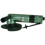 Pneutec UT 8750 A 125 mm -es levegős sarokcsiszoló, M10 (profi)