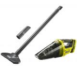 Ryobi R18HVF-0 akkus kézi porszívó padlótisztító szettel (akku és töltő nélkül)