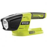 Ryobi R18T-0 akkus kézi LED lámpa (akku és töltő nélkül)