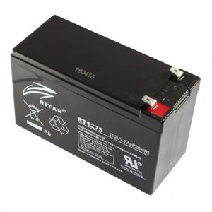 Ritar RT1275-F2 ólomakkumulátor, 12 V/7.5 Ah termék fő termékképe