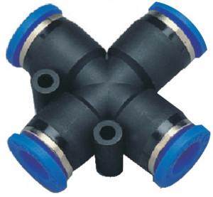Rectus PZA 06 kereszt csatlakozó, 6 mm termék fő termékképe