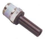 Rectus PCJ 04-M5 menetes tömlőcsatlakozó, 4 mm x M5