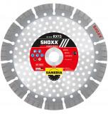 Samedia SHOXX RX13 Ø 230 gyémánt vágótárcsa