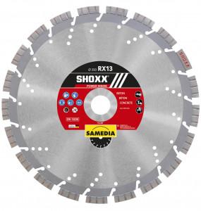 Samedia SHOXX RX13 Ø 350 gyémánt vágótárcsa termék fő termékképe