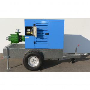 SAN-120/1000 K öntözőszivattyú burkolattal (vontatható) termék fő termékképe