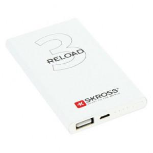 Skross Reload3 3Ah akkumulátor micro USB kábellel termék fő termékképe