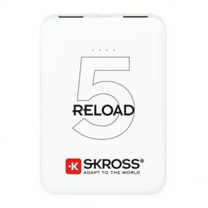 Skross Reload5 5Ah akkumulátor USB/microUSB kábellel, két kimenettel termék fő termékképe