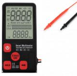 SMA Smart digitális multiméter (DC 600 V / AC 300 V)