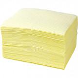 Solent S+ elnyelő lapok vegyi anyagokhoz, 50 x 40 cm, 100db/csomag