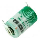 Saft LS14250-2PF 1/2AA ipari lítium elem, 3.6 V, 1200 mAh