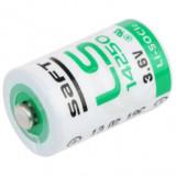 Saft LS14250 1/2AA ipari lítium elem, 3.6 V, 1200 mAh