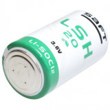 Saft LSH20 D ipari lítium elem, 3.6 V, 13000 mAh