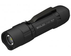 Solidline SL6 műanyag házas LED lámpa, fókusz, 3 x AAA, 320/120/30 lm (bliszteres) termék fő termékképe