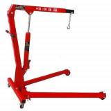Torin Big Red T31002 összecsukható motorkiemelő zsiráf, 4-kerekű, 1 t