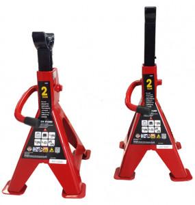 Torin Big Red T42001 talpas kivitelű fogasléces szerelőbak, 2 t termék fő termékképe