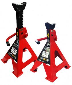 Torin Big Red T46001 fogasléces szerelőbak, talpas kivitel, 6 t termék fő termékképe