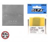 Olfa TB-25 penge kaparóhoz, 25 mm, 10db/csomag