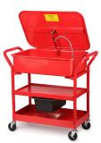 Torin Big Red PT-TRG4001-20M gurulós elektromos alkatrészmosó, 75 literes