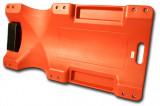 Torin Big Red TRH6802 piros műanyag 6 kerekű gurulós aláfekvő