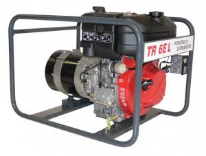 TR-6E L dízelmotoros áramfejlesztő termék fő termékképe