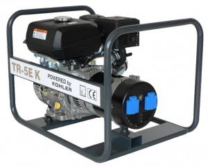 TR-5E K áramfejlesztő termék fő termékképe