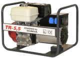 TR-5,5 áramfejlesztő (háromfázisú)