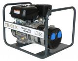 TR-6E K áramfejlesztő