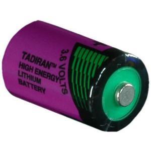 Tadiran SL-750/S 1/2AA ipari lítium elem, 3.6 V, 1100 mAh termék fő termékképe