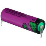 Tadiran SL-760/PT AA (ceruza) ipari lítium elem, 3.6 V, 2200 mAh