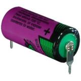 Tadiran SL-761/PR 2/3AA ipari lítium elem, 3.6 V, 1500 mAh