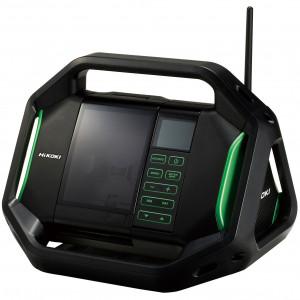 HiKoki UR18DSAL akkus rádió (akku és töltő nélkül) termék fő termékképe