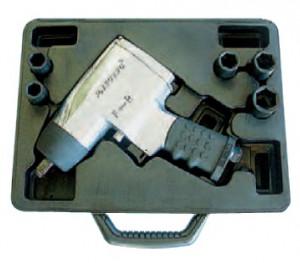 """Pneutec UT 8145 RES 1/2"""" -os légkulcs készlet termék fő termékképe"""