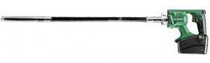 HiKoki UV3628DA MULTI VOLT akkus szénkefe nélküli betonvibrátor (1 x BSL36B18 MULTI VOLT Li-ion akkuval) termék fő termékképe