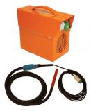 VMAX-50 nagyfrekvenciás betonvibrátor és T.835 frekvenciaátalakító