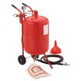 Torin Big Red XH-SB20 kültéri homokszóró tartály, domború, 75 literes