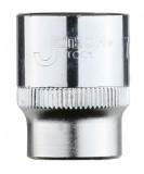 "JeTech SK1/4-4 1/4""-os dugókulcs fej, 4 mm"